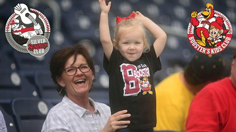 Nashville Sounds Fan Experience Clubs Focus on Children and Seniors. (Nashville Sounds)