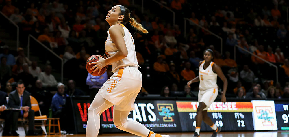Tennessee Lady Vols loses at Alabama, 65-57 - Clarksville, TN Online