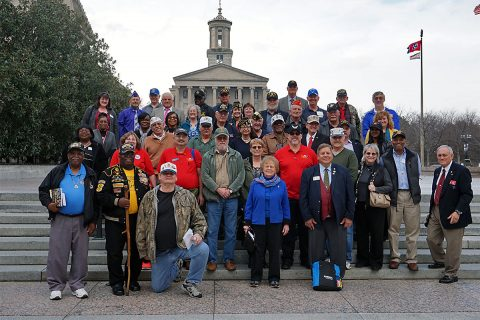 Veterans Day on the Hill – A Resounding Success