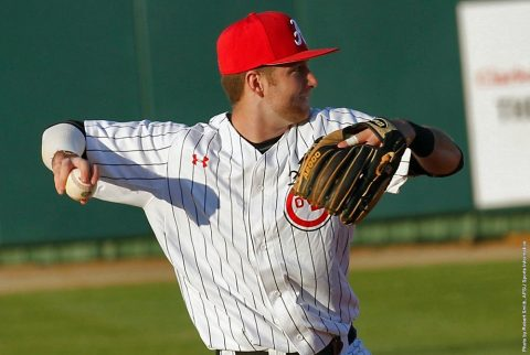 Austin Peay Governors Baseball takes two game win streak to Evansville, Wednesday. (APSU Sports Information)