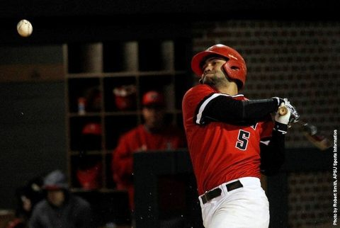 Austin Peay Baseball sweeps series against Jacksonville State with 6-5 Sunday. (APSU Sports Information)