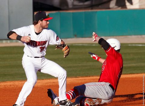 Austin Peay Baseball heads to Knoxville Wednesday to take on #24 Tennessee Vols. (APSU Sports Information)