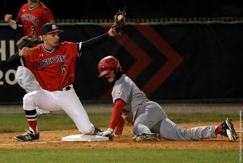 Austin Peay Baseball hits the road this weekend for a three game series against OVC rival Murray State Racers. (APSU Sports Information)