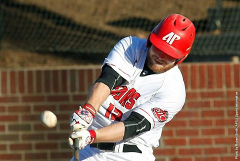 Austin Peay Baseball loses 17-12 at Murray State Racers Sunday. (APSU Sports Information)