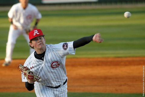 Austin Peay Baseball plays two home games against Arkansas State beginning Tuesday at Raymond C. Hand Park. (APSU Sports Information)