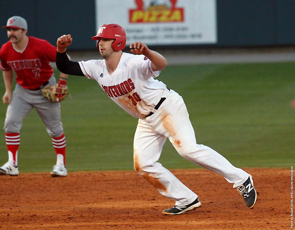 Austin Peay Baseball faces Tennessee Tech this weekend at Raymond C. Hand Park in pivotal OVC action. (APSU Sports Information)