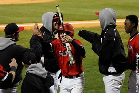 Austin Peay Baseball comes up short at Southeast Missouri, 5-3. (APSU Sports Information)