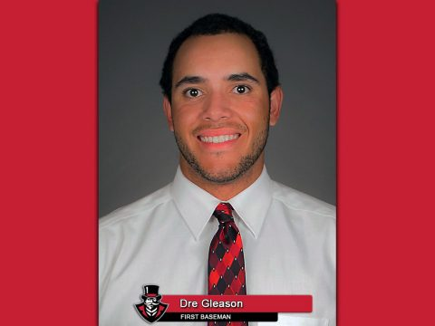 APSU Baseball - Dre Gleason