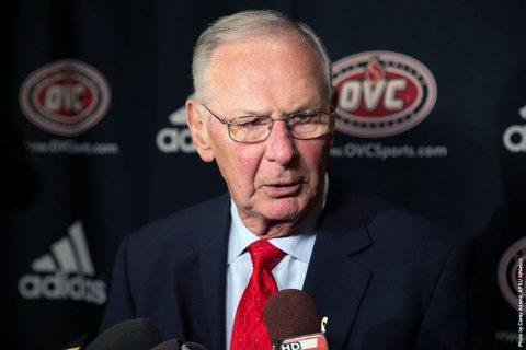 APSU Head Basketball Coach Dave Loos