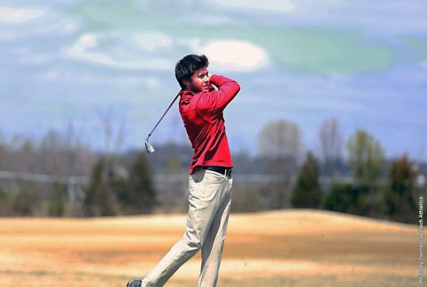 Austin Peay Men's Golf moves up to a third place tie with Evansville in final day in Sevierville. (APSU Sports Information)