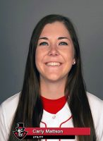 APSU Softball - Carly Mattson