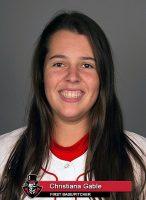 APSU Softball - Christiana Gable