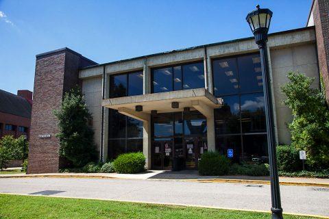 Austin Peay State University Trahern Building. (APSU)