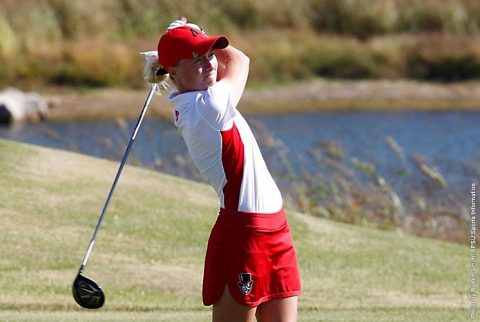 Austin Peay Women's Golf sits in 13th after round one at Spring Citrus Challenge. (APSU Sports Information)