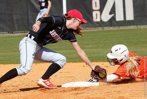 Austin Peay Softball loses to Campbell Wednesday at Cheryl Holt Field. (APSU Sports Information)