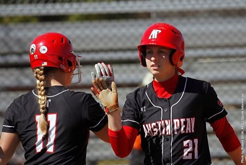Austin Peay Softball falls to Murray State 3-1 Thursday at Racer Classic. (APSU Sports Information)