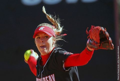 Austin Peay Softball beats Northern Illinois in Game 1 then loses to Saint Louis in Game 2 at the Racer Classic, Friday. (APSU Sports Information)