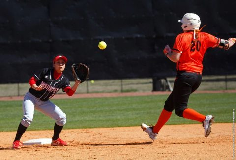 Austin Peay Softball travels to Murfreesboro to take on the Middle Tennessee Blue Raiders, Wednesday. (APSU Sports Information)