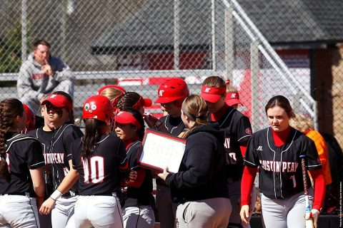 Austin Peay Softball's game today at Middle Tennessee postponed due to cold weather. (APSU Sports Information)