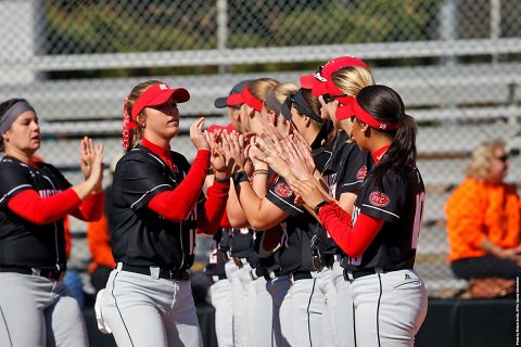 Austin Peay Softball heads to Nashville to take on Lipscomb this weekend. (APSU Sports Information)