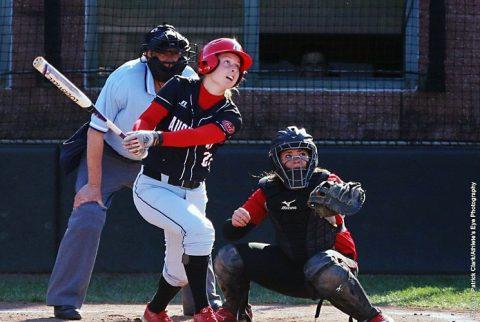 Austin Peay Softball suffers 3-1 and 8-0 losses to Lipscomb Saturday at Draper Diamond. (APSU Sports Information)