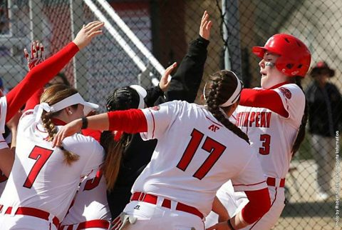 Austin Peay Softball sweeps Samford Bulldogs at Cheryl Holt Field, Wednesday. (APSU Sports Information)