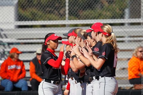 Austin Peay Softball plays Morehead State, Eastern Kentucky this weekend at Cheryl Holt Field to begin OVC season. (APSU Sports Information)