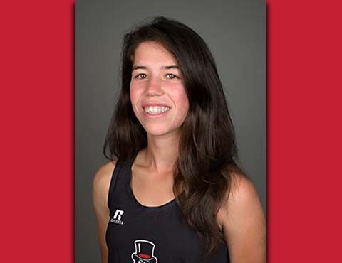 Austin Peay's Lidia Yanes Garcia. (APSU Sports Information)