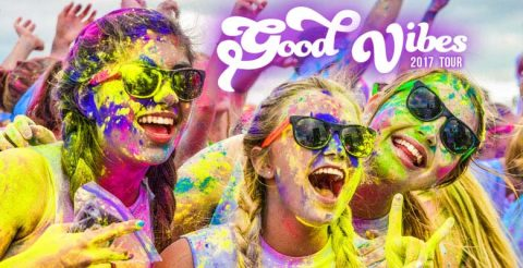 Color Vibe 5K to benefit Montgomery County Friends of the Shelter to be held Saturday, April 1st, 2017.