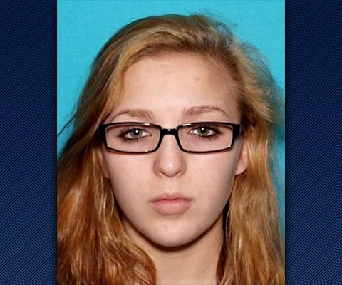 15-year old Elizabeth Thomas has been found.