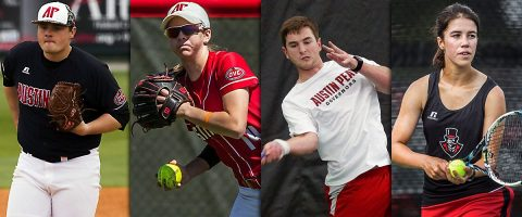 Busy week for Austin Peay Sports. (APSU Sports Information)