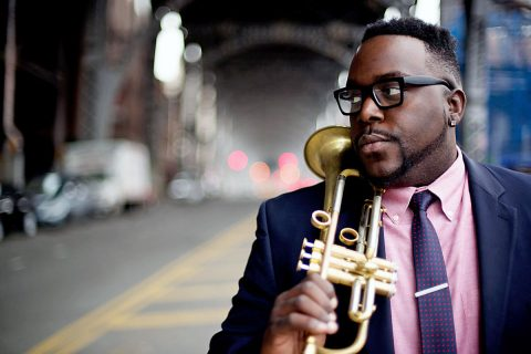 Marquis Hill Blacktet to headline 56th Mid-South Jazz Festival at APSU on Saturday, April 1st.