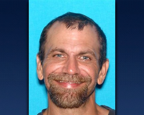 United States Marshals Service arrests Michael Gervais in southern Louisiana.