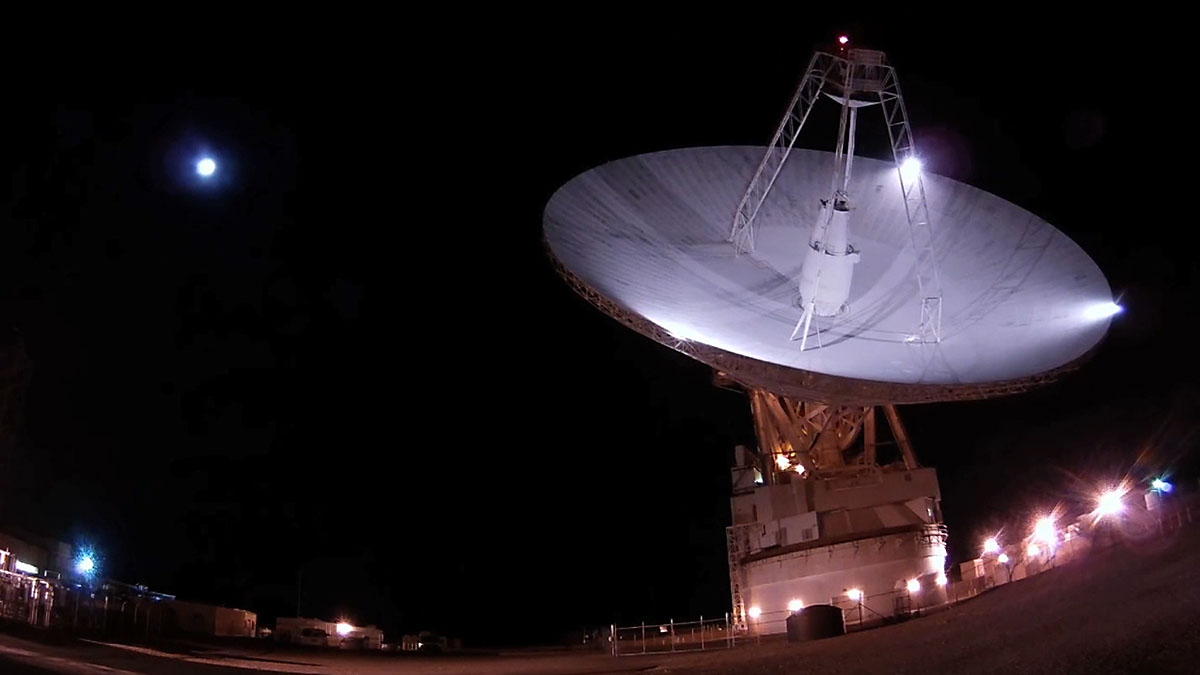 NASA uses new application of Radar to find missing ...