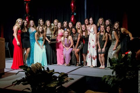 Austin Peay's First ESPEAY Awards took place Thursday night at the Dunn Center. (APSU Sports Information)