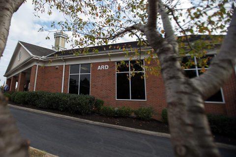Austin Peay State University ARD Building. (APSU)