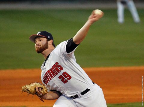 Austin Peay Baseball hosts Belmont Bruins this weekend in critical three game OVC Series. (APSU Sports Information)