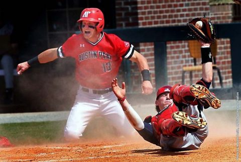 Austin Peay Baseball beats Belmont 10-8 Sunday afternoon at Raymond C. Hand Park. (APSU Sports Information)