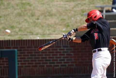 Austin Peay Baseball loses at Eastern Kentucky 5-4 in 11 innings, Thursday night (APSU Sports Information)
