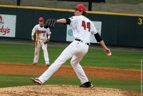 Austin Peay Baseball plays three game series against Western Kentucky at Raymond C. Hand Park starting Tuesday. (APSU Sports Information)