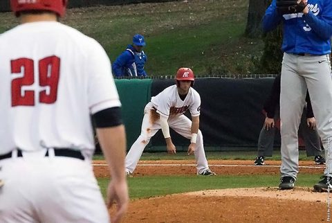 Austin Peay Baseball heads to Martin Tennessee to take on the Skyhawks Friday through Sunday at Skyhawk Field. (APSU Sports Information)