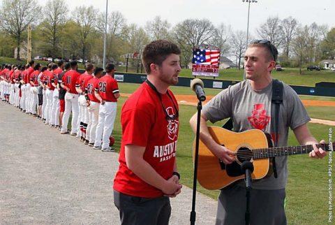On Friday, April 21st, Austin Peay Baseball will host Military Appreciation Night at Raymond C. Hand Park.