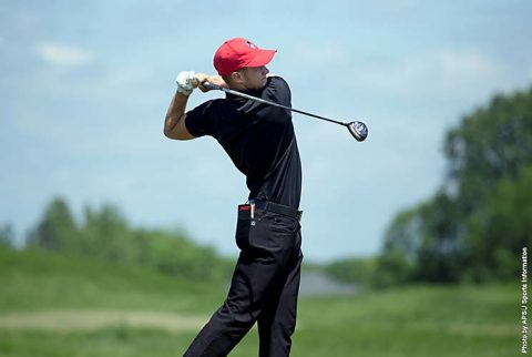 Austin Peay Men's Golf looks to move into top five in final round of OVC Tournament. (APSU Sports Information)