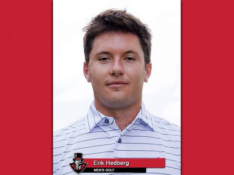 APSU Men's Golf - Erik Hedberg