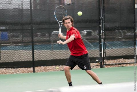 Austin Peay Men's Tennis gets 5-2 road win over Eastern Illinois Saturday afternoon. (APSU Sports Information)