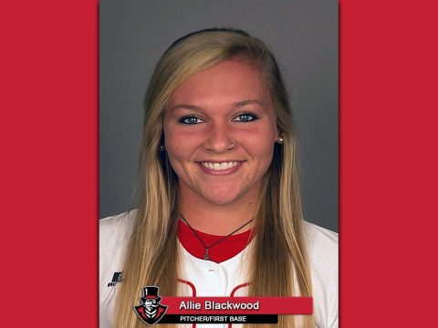 APSU Softball - Allie Blackwood