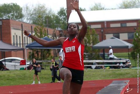 Austin Peay Track and Field has excellent day at APSU Invitational. (APSU Sports Information)