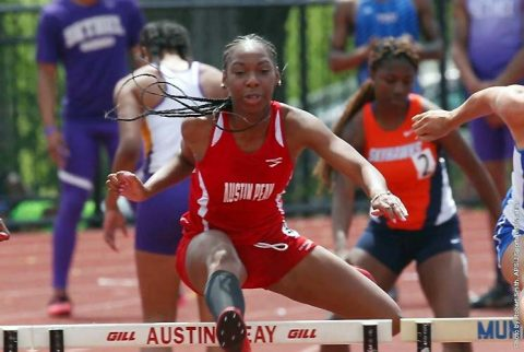 Austin Peay Track and Field to complete in Memphis Tiger Invitational. (APSU Sports Information)