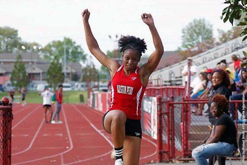 Austin Peay Track and Field has good day at Memphis Tiger Invitational. (APSU Sports Information)