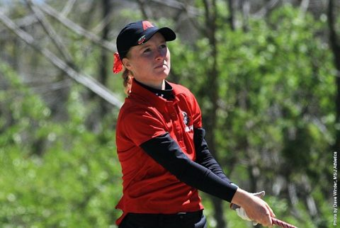 Austin Peay Women's Golf closes out Jan Weaver invitational in seventh. (APSU Sports Information)
